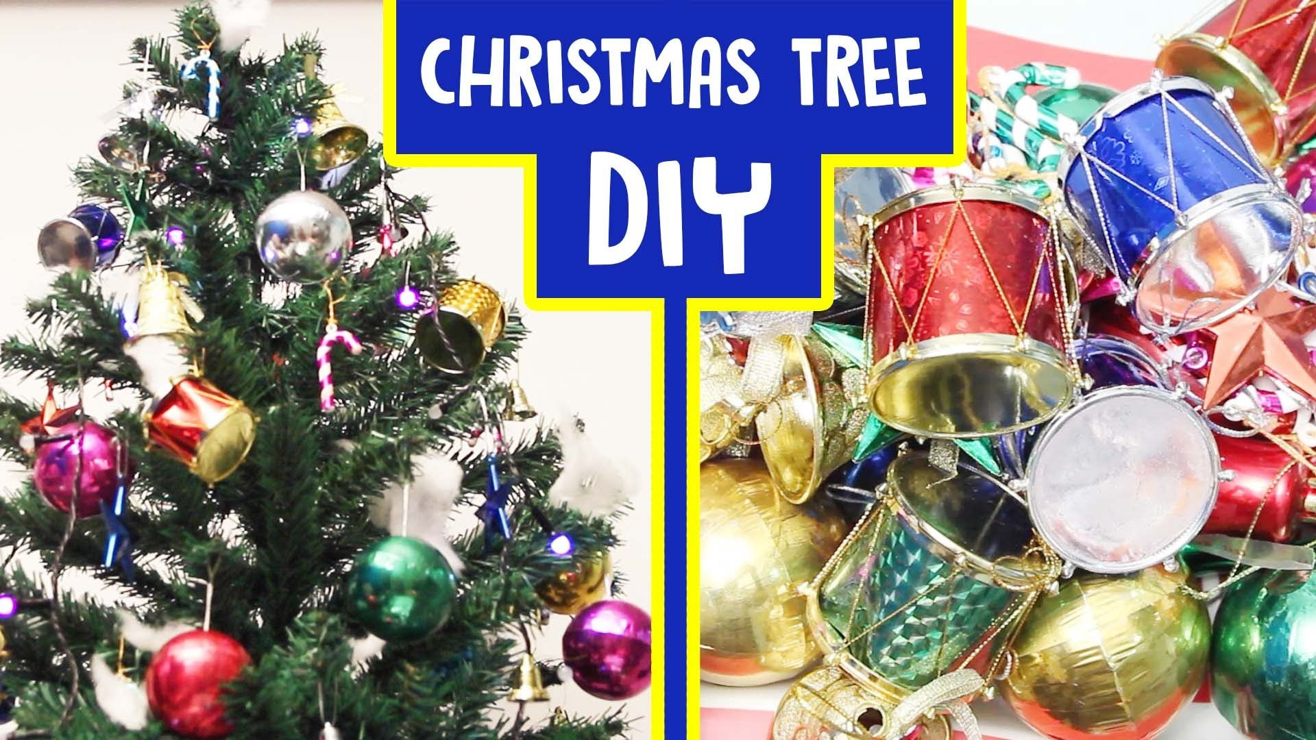 How To Decorate Christmas Tree | Christmas Tree Decoration Ideas | DIY Deco Tutorial | Cool Kids