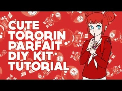 Japan Crate Cute Tororin Parfait DIY