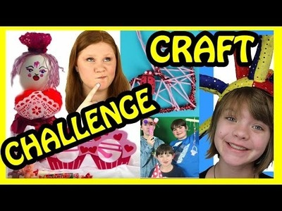 #MBMCRAFTCHALLENGE - January Craft Challenge Highlights