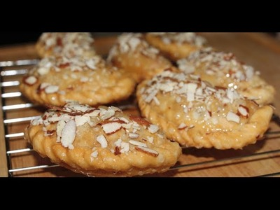 Best Gujiya.Gujhia.Chandrakala Recipe From Lovely's Kitchen