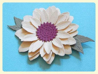 Create a Sunflower Tutorial
