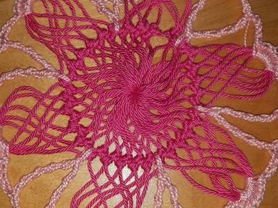 Crochet blusa de verano en horquilla, los motivos Parte 1 - con Ruby Stedman