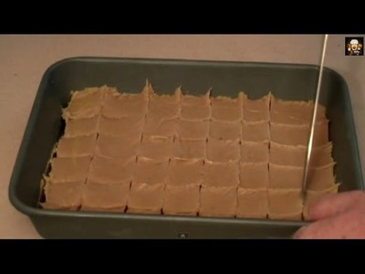 HOW TO MAKE CARAMEL FUDGE