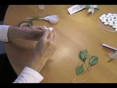 Jordan Almond Flower Wedding Favors