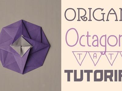 Origami Octagonal Tato Tutorial