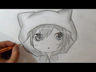 """Paso a Paso"" Cómo dibujar un Chico Chibi 