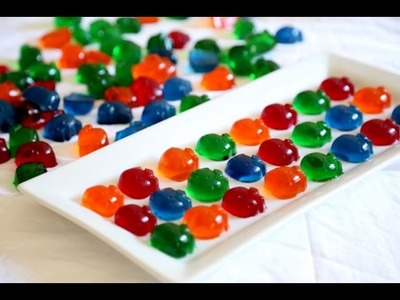 Sour Gummies Gummy Candy Easy Recipe - Heghineh.com