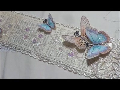 Beautiful Butterflies - Banner for ReneaBouquets GDT