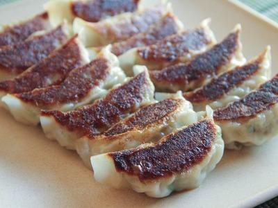 Gyoza Recipe - Japanese Cooking 101