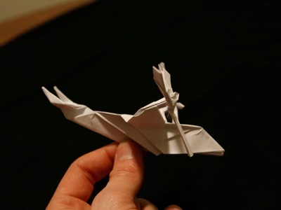 How to make a paper V-22 Osprey