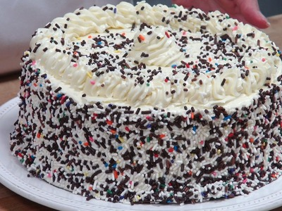 How to Make Ice Cream Cake
