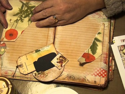 Pt 7- The Making of a File Folder Journal