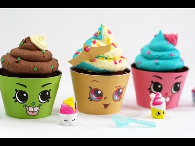 Shopkins Cupcakes! Queen Cupcake & Cupcake Chic | My Cupcake Addiction