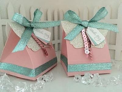 Simply Simple Wish Big Glimmer Box by Connie Stewart