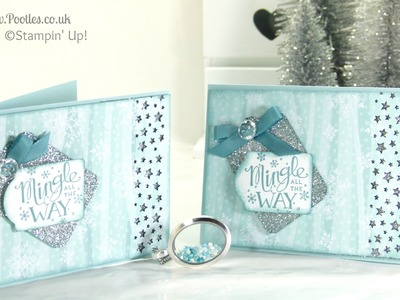 South Hill Designs & Stampin' Up! Sunday Frosty Blues Showcase