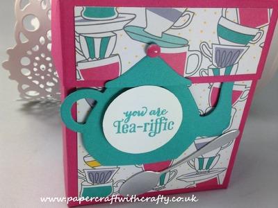 Teabag Gift Box