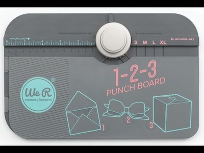123 Punch Board Review and Demo
