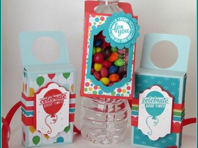 Celebrate Hanging Water Bottle Box