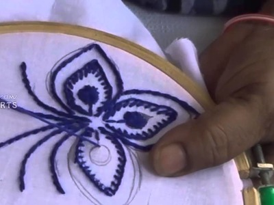 Embroidery  Flower Stitching - Hand Embroidery