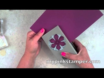 Episode 386   Candy Bar Wrapper Stampin' Up!