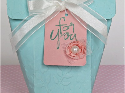 Flowering Mother's Day Treat Bag