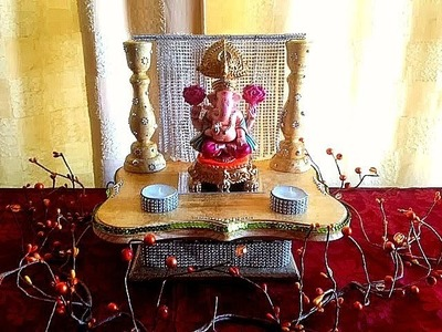How To: Ganpati Decorations.Aaras (DIY)