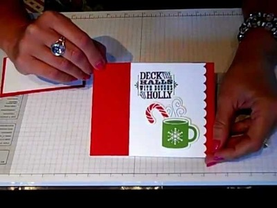 Simply Simple FLASH CARDS - Scentsational Seasons Card by Connie Stewart