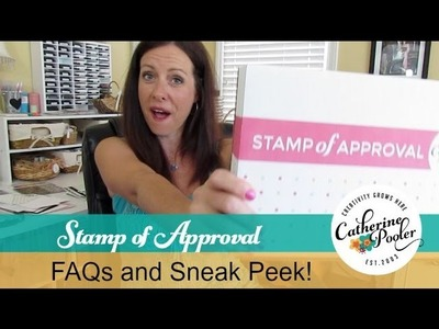 Stamp of Approval FAQ and a Sneak Peek!