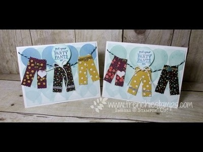 Stampin'Up! Party Pants
