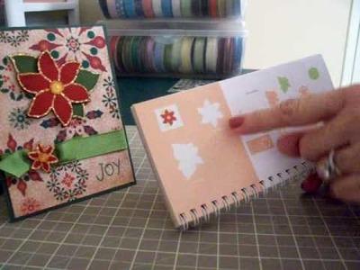 """The Twelve Days of Christmas"" Cards: # 6 & Cricut Cart Winner!"