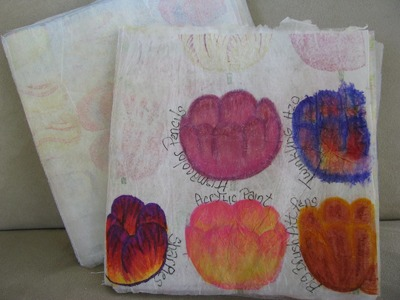 Using Napkin Liner Papers