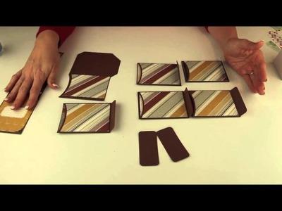 3x4 & 4x6 Library Pocket Mini Album