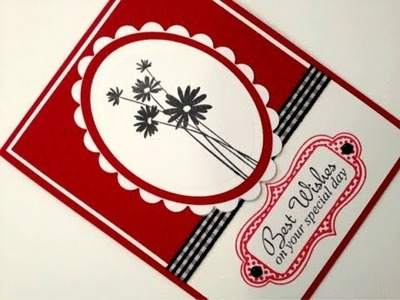 All Occasion Tags 2- Best Wishes Card