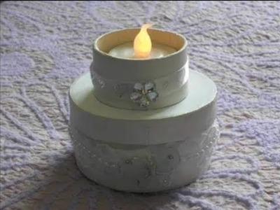 Mini Wedding Cake Wedding Favor