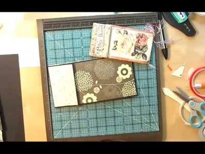 Paper Bag Pocket Wallet Mini Album part 2