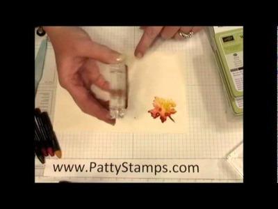 Watercolor Wonder Crayon tutorial