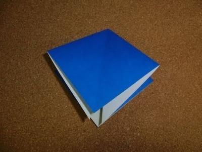 BASIC ORIGAMI FOLDS - Square Base