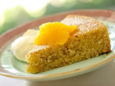 Beth's Orange Almond Cake: P.A.N Global Cooking Challenge