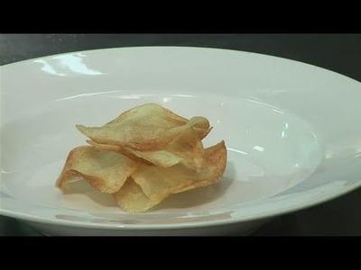 How To Do Homemade Potato Chips