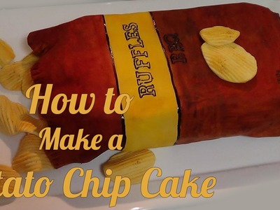 How To Make a Potato Chip Cake