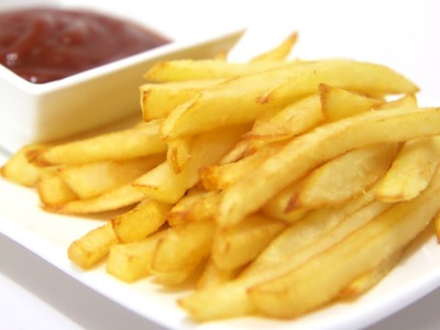 How To Make French Fries - Video Recipe