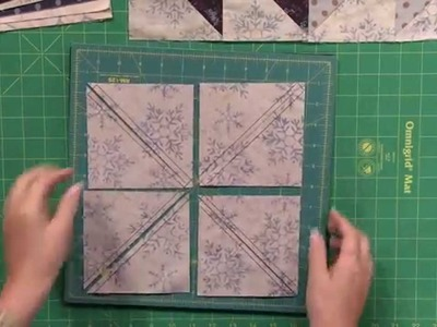 How to Make the Winter Shadows Quilt