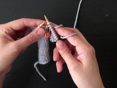 Slip Slip Knit Pass (s2kp)