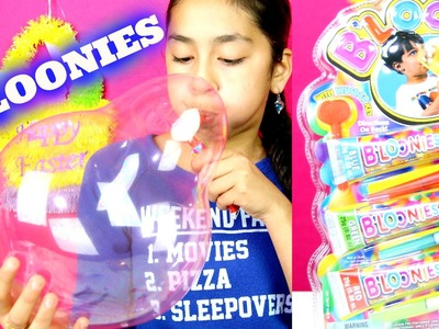 B'loonies Make Giant Balloons Bloonies Blow Up Bubble Balloons Red Blue Green | B2cutecupcakes