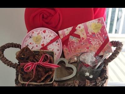 GODIVA Gift Basket - Valentine's Day Ideas - Weelicious