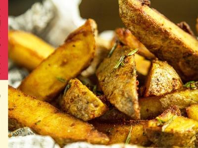 How to make Fries | Akis Kitchen