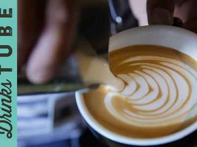 Latte Art: The Best in Britain | UK Latte Art Championship 2015