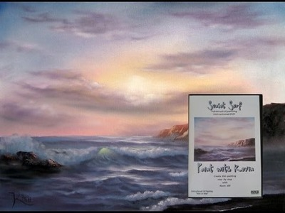 Paint with Kevin Hill - New Sunset Surf DVD Available!