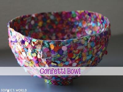 Confetti Bowl - Part 2|Sophie's World