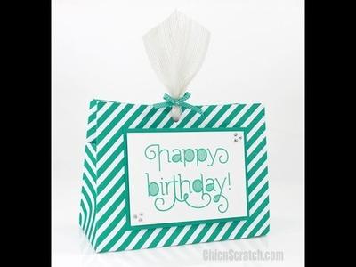 Designer Series Paper Bag